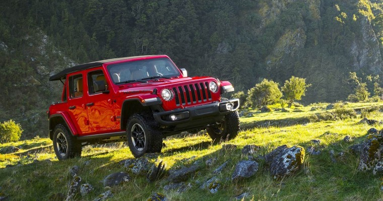 Get Ready for 2 New Jeep Wrangler Special Editions in 2020