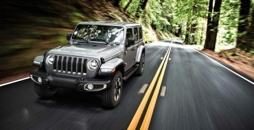Jeep Models Take Top Two Spots on List of Cars That Best Retain Value