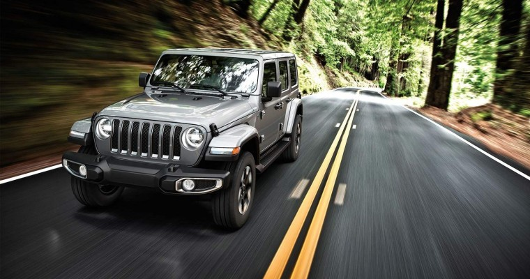 Pet-friendly 2019 Jeep Wrangler Makes Autotrader's List of 10 Best Cars for Dog Lovers