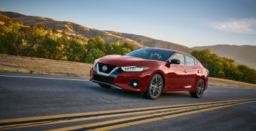 Nissan Maxima Earns Top Marks in J.D. Power 2019 APEAL, IQS Studies