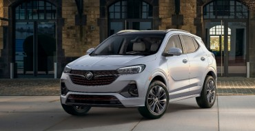 2020 Buick Encore GX Overview