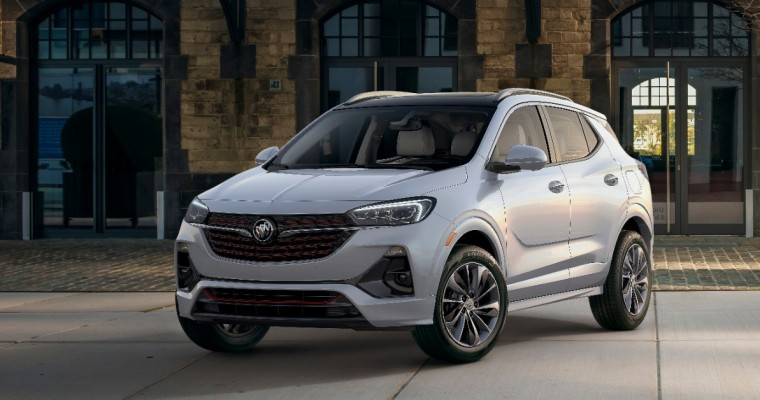 2020 Buick Encore GX Coming to Mexico Next Year