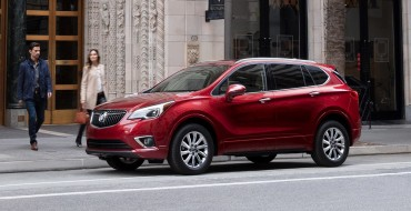 New Buick Envision S Is Rumored to Come to the US