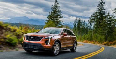 Cadillac XT4 Awarded Best Compact Premium SUV by J.D. Power