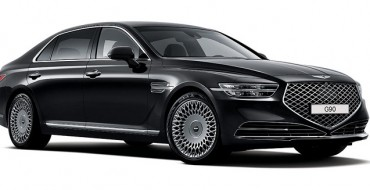 Canadian Pricing Announced for 2020 Genesis G90