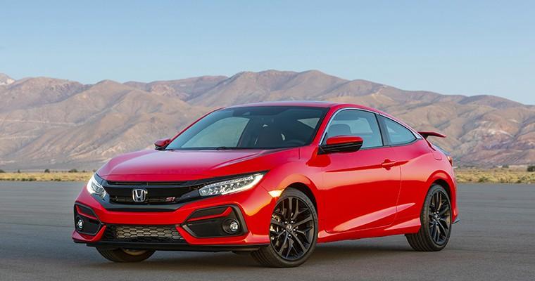Honda Launches 2020 Civic Si