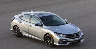 Redesigned Honda Civic Hatchback Starts at $21,650