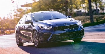 6 Kia Vehicles Awarded Top Safety Pick Ratings from the IIHS