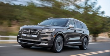 Lincoln Aviator Presidential Gets Adaptive Suspension
