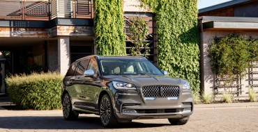 The Globe and Mail Gives 2020 Lincoln Aviator 8 Out of 10
