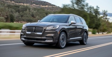 2020 Lincoln Aviator Spreads its Wings in the Middle East