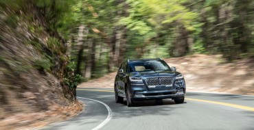 2020 Lincoln Aviator Debuts Adaptive Suspension with Road Preview
