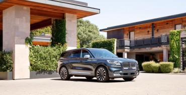 New Review Praises Lincoln Aviator Grand Touring for Power