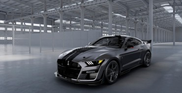 Custom 2020 Mustang Shelby GT500 Venom to be Raffled for JDRF