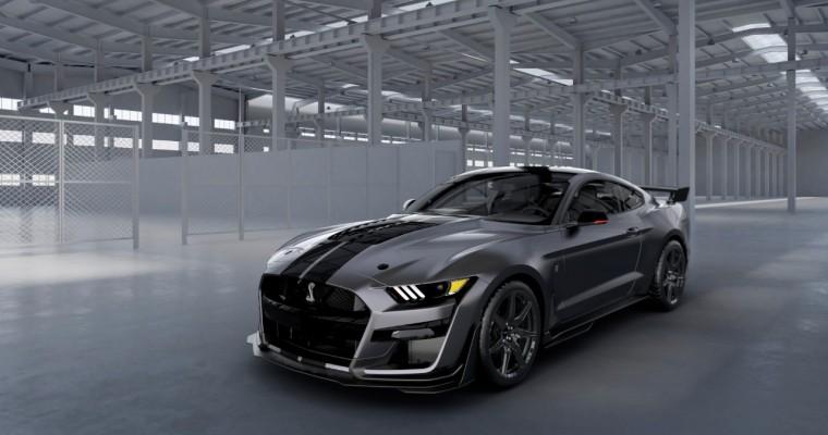 Custom 2020 Mustang Shelby GT500 Venom to be Raffled for JDRF