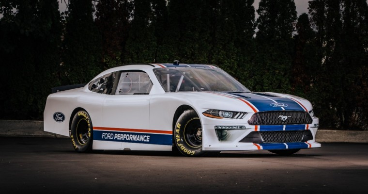 Ford Off to the Races With 2020 NASCAR Xfinity Series Mustang