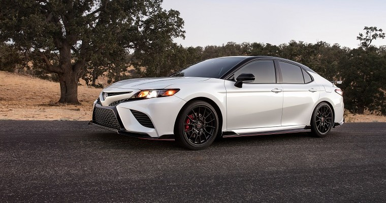 2020 Toyota Camry TRD To Start at $31,000