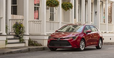 Toyota Car Sales Continue to Rise in July