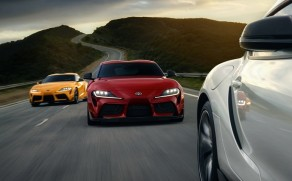 Rest Easy — You Can Have a Manual in Your New Supra