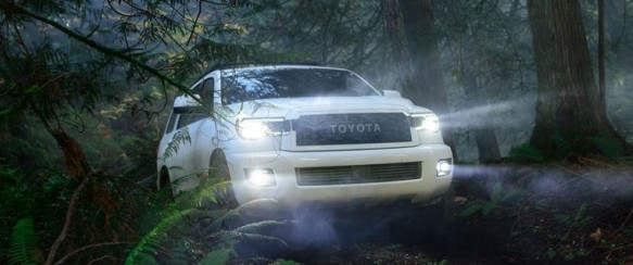 Toyota Sequoia Gets Rugged TRD Pro Treatment