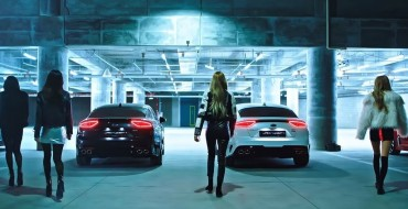 BLACKPINK Drifts into an Adrenaline Rush in an Intense Kia Stinger Video