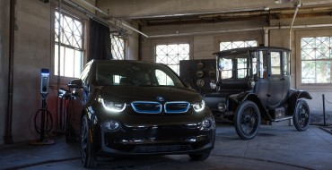 BMW Donates 100 EV Charging Stations at America's National Parks
