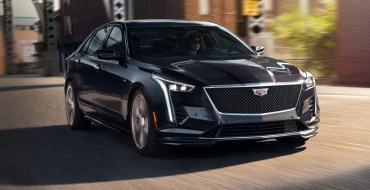 Cadillac Adds '800T' Badge to 2020 CT6 Platinum