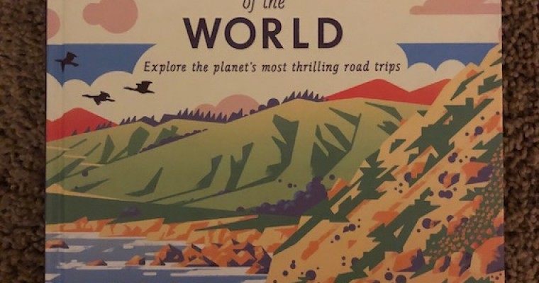 """Book Review: """"Epic Drives of the World"""""""