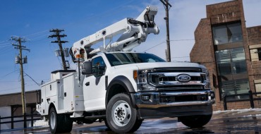 2020 Ford Super Duty Has All the Power