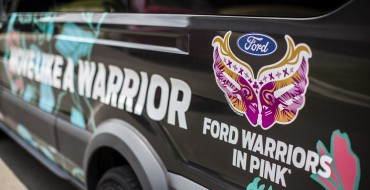 Ford Warriors in Pink Will Provide Complimentary Rides to Breast Cancer Patients