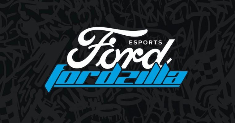 Fordzilla Esports Teams Announced at Gamescom