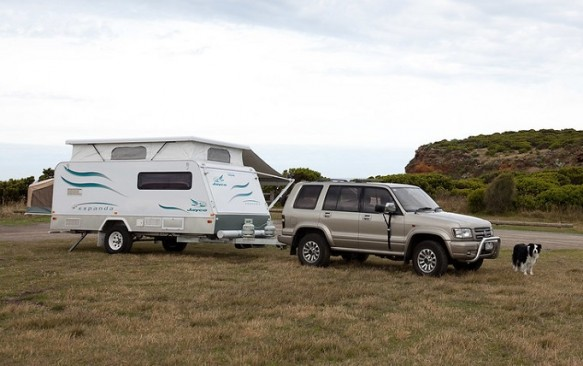 Top 4 RV Driving Tips