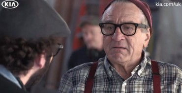 "Robert ""the Niro"" De Niro is a Hipster in European Kia Ads"