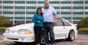 Man Reunited with 1993 Ford Mustang He Sold for Wife's Cancer Treatments