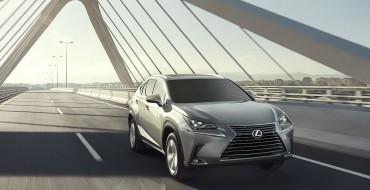 2020 Lexus NX Overview
