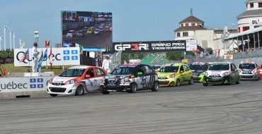 The Nissan Micra Cup Celebrates its 60th race at the Grand Prix de Trois-Rivieres.