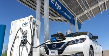 Nissan and EVgo are About to Install 200 New Fast Chargers Across the United States