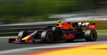 F1 Power Tracks No Longer Scare Honda