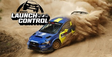 Subaru Launch Control to Stream New Season on Amazon