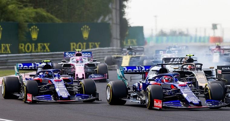 Honda Happy About F1 Progress, But Wants More