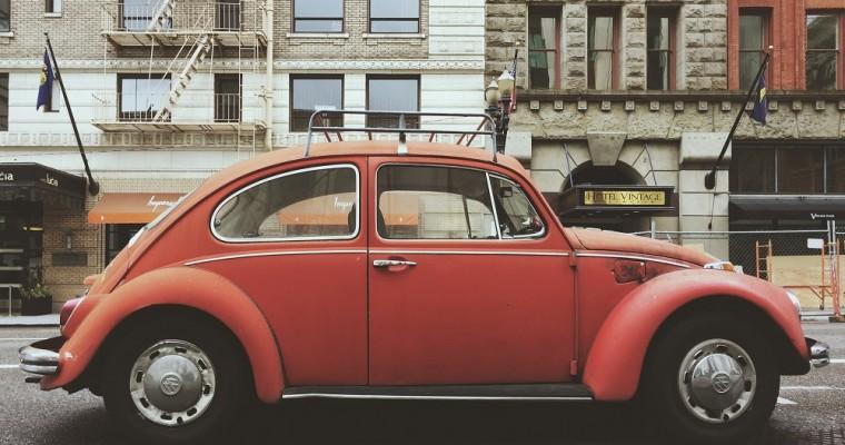 The Volkswagen Beetle has Adorable Nicknames Across the Globe