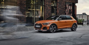 First Look: The Audi A1 citycarver