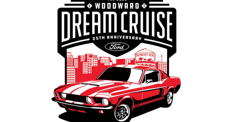 Ford to Feature a Mile of Mustangs at Woodward Dream Cruise