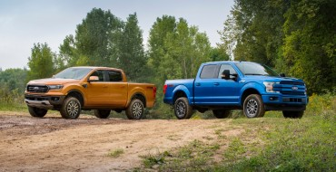 Ford Offering Ranger and F-150 Off-Road Leveling Suspension Kits