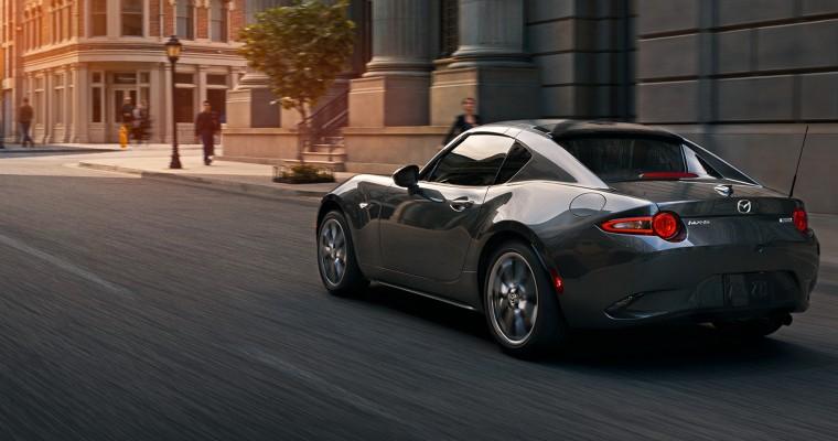 2020 Mazda MX-5 Miata Gains Safety Tech and New Shocks