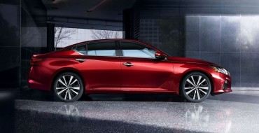 Nissan Altima Earns Advanced Rating from IIHS