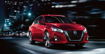 2019 Nissan Altima Overview