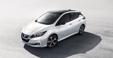 Environmental Organization Recognizes Climate Change Leadership of Nissan