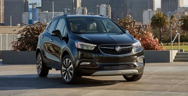 2020 Buick Encore Overview