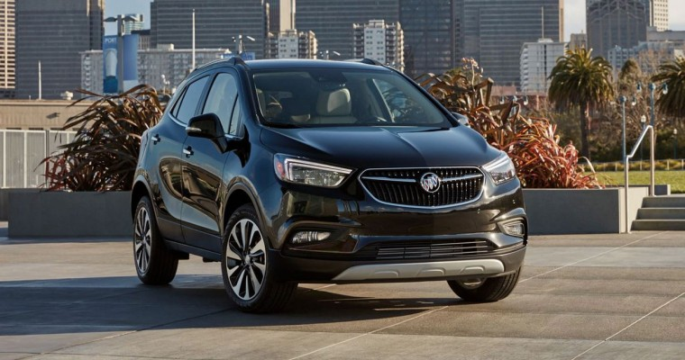 Buick SUV Models Stand out at Auto Show in China